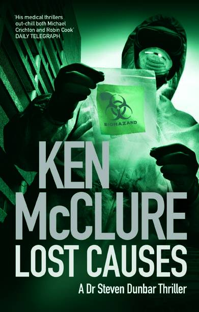 Ken McClure Lost Causes cover